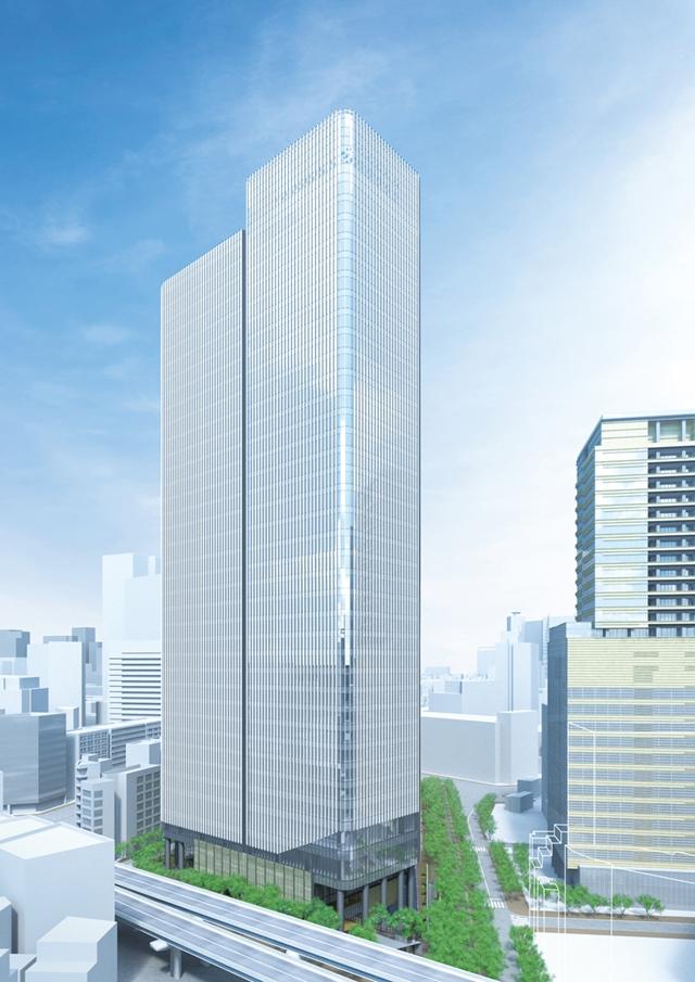 赤坂一丁目地区第一種市街地再開発事業 イメージ図