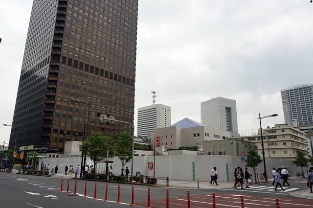 「浜松町二丁目4地区 B街区 (仮称)浜松町駅前プロジェクト」 2015.6.27