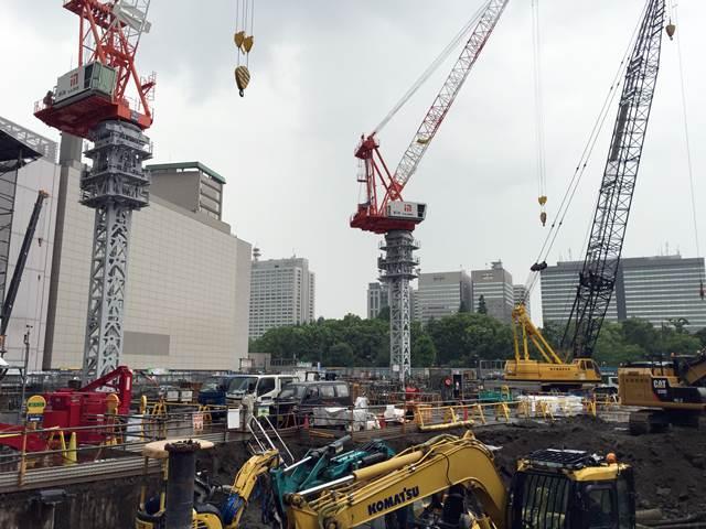 「(仮称)新日比谷プロジェクト」 2015.6.17