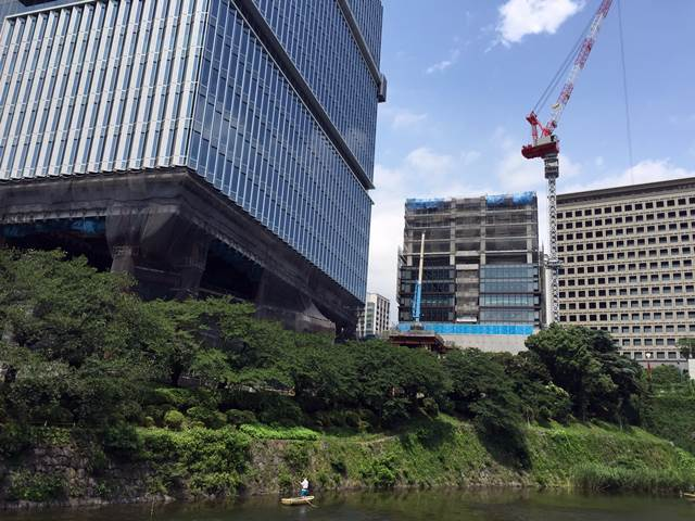 「東京ガーデンテラス」 2015.6.25