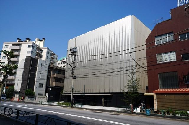 NHK交響楽団本部 2015.7.11