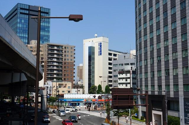 台東区役所 2015.7.12