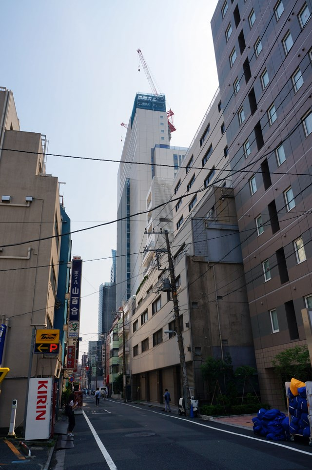 「(仮称)東上野二丁目計画」 2015.7.12