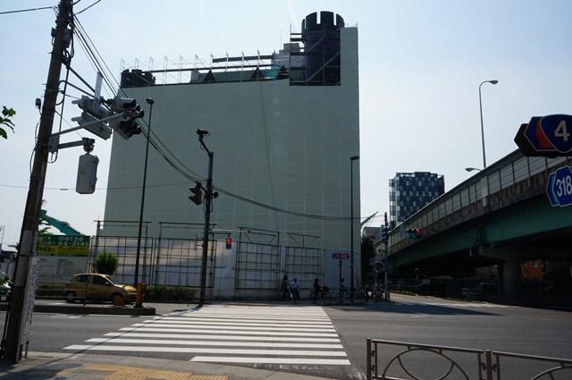 「(仮称)ニトリ梅島店新築工事」 2015.7.12