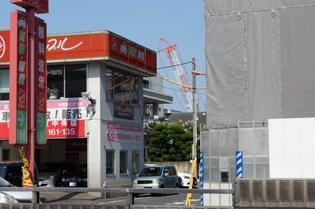「(仮称)区営中央本町四丁目第2アパート」 2015.7.12