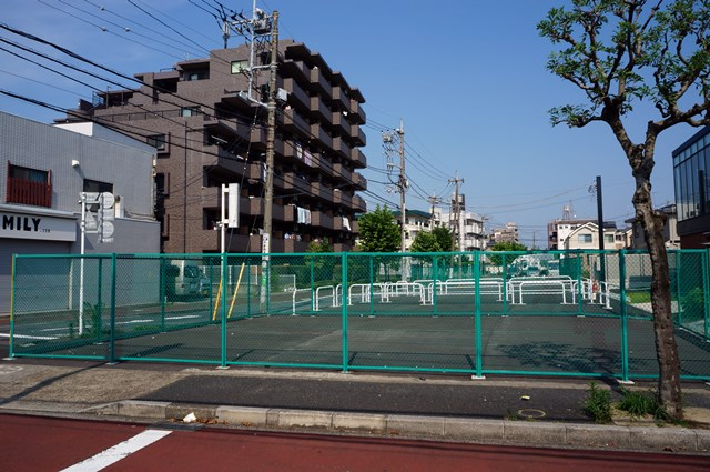 「東京都市計画道路事業補助線街路第138号線」 2015.7.12