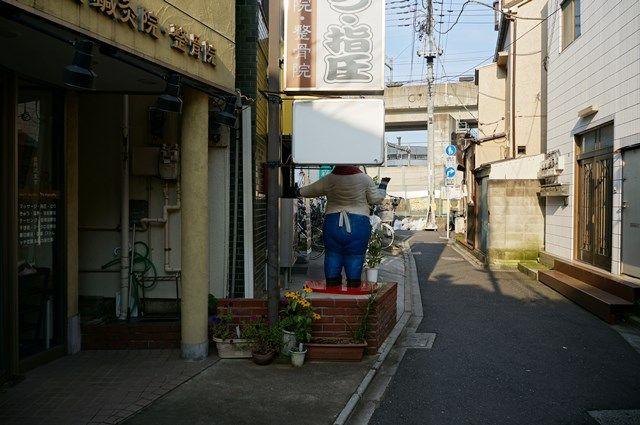 北千住駅西口 2015.7.12