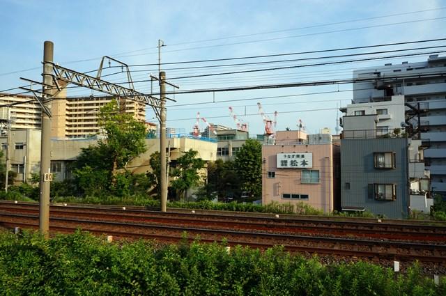 千住関屋ポンプ所 2015.7.12