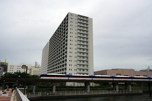 「ブランズシティ品川勝島 」 2015.7.18
