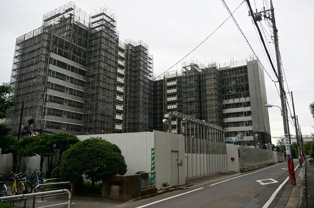 「勝島町住宅(仮称)新築工事」 2015.7.18