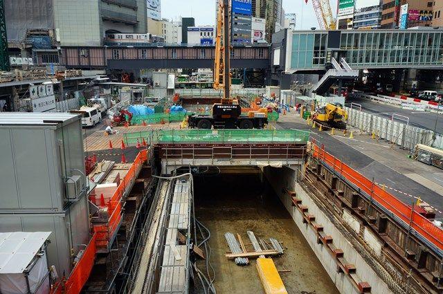 渋谷川 2015.7.25