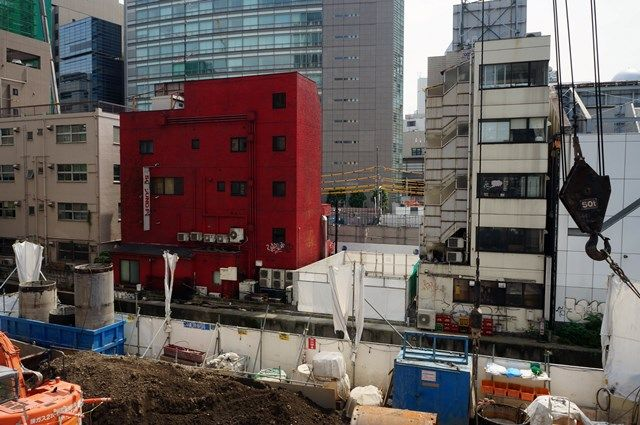 「渋谷駅南街区プロジェクト」 2015.7.25