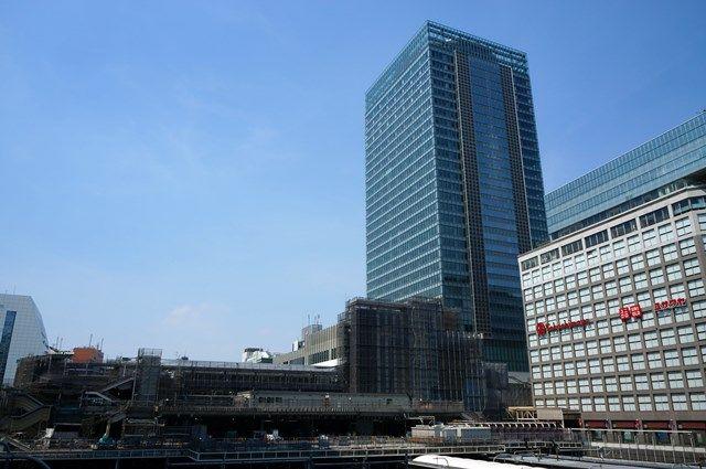 「新宿駅新南口開発ビル」 2015.7.26