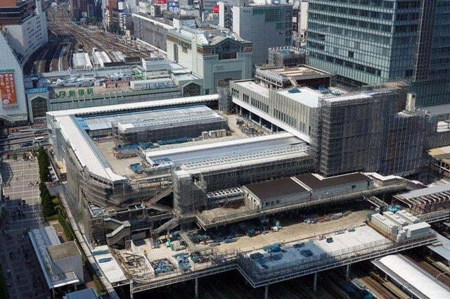 「新宿駅南口地区基盤整備事業」 2015.7.26