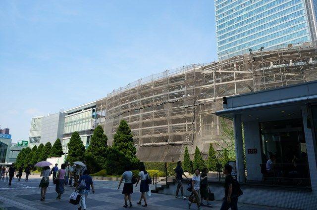新宿サザンテラス 2015.7.26