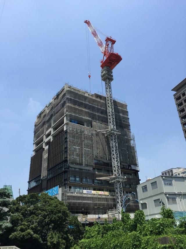 「東京ガーデンテラス」 2015.7.10
