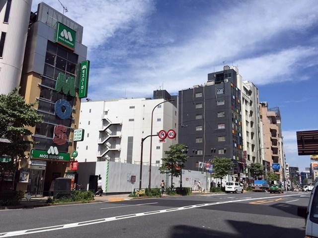 「(仮称)六本木7丁目計画新築工事」 2015.7.15