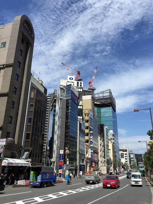 「TRI-SEVEN ROPPONGI(トライセブン ロッポンギ)」 2015.7.15
