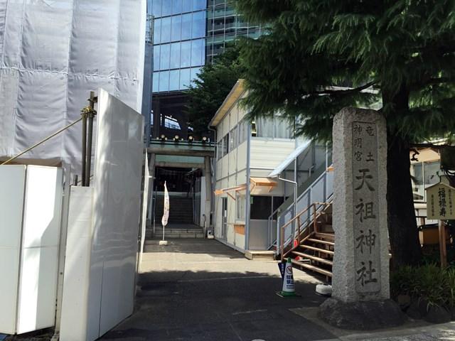 天祖神社 2015.7.15