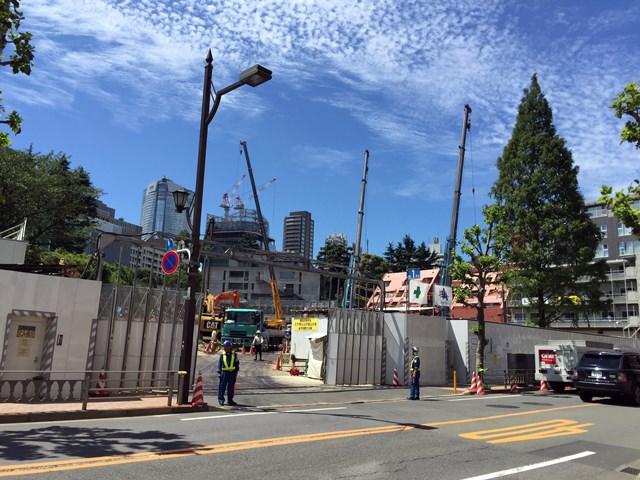 「パークコート赤坂檜町ザ タワー」 2015.7.15