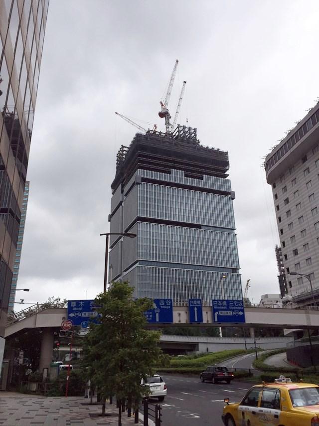 「東京ガーデンテラス」 2015.7.16