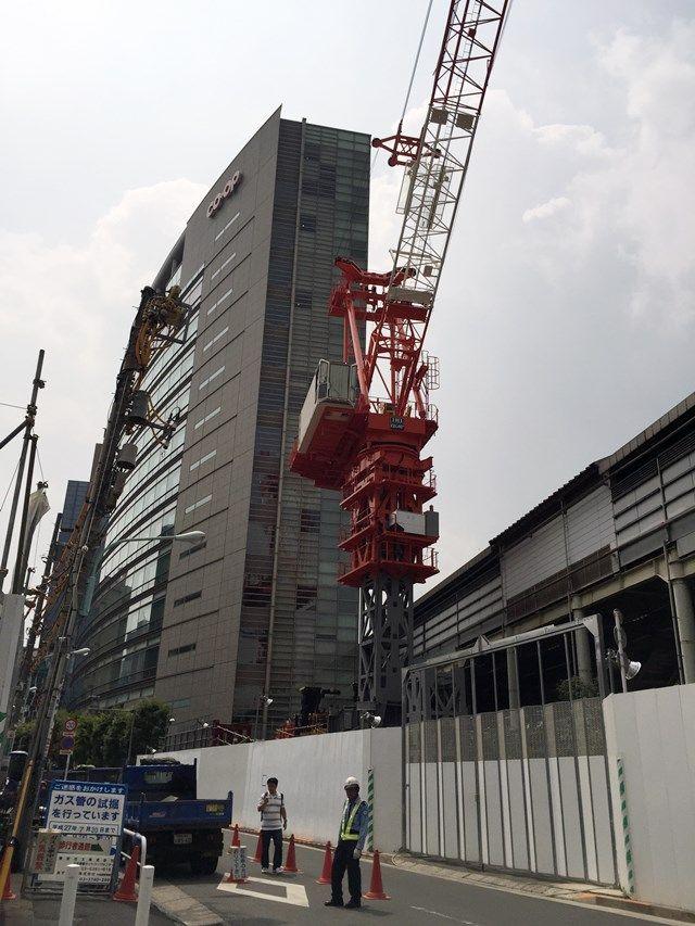 JR渋谷駅 2015.7.30