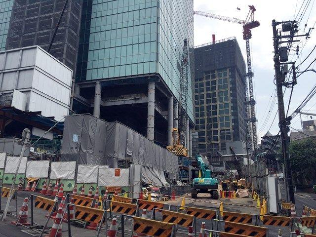 「六本木三丁目東地区第一種市街地再開発事業」 2015.7.30
