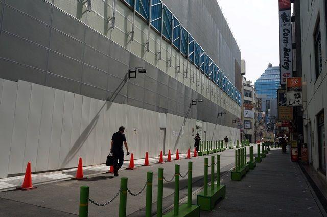 「道玄坂一丁目駅前地区第一種市街地再開発事業」 2015.7.25