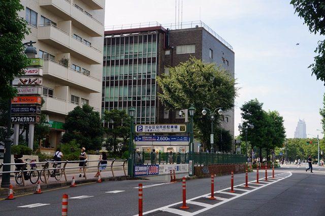 「渋谷区役所建替プロジェクト」 2015.7.25