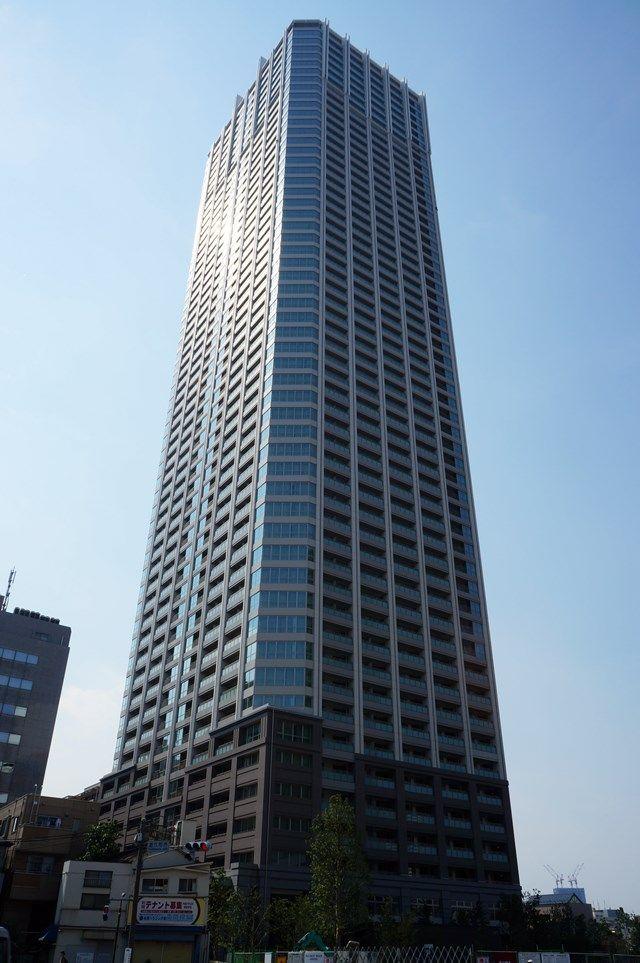 富久クロスコンフォートタワー 2015.7.26