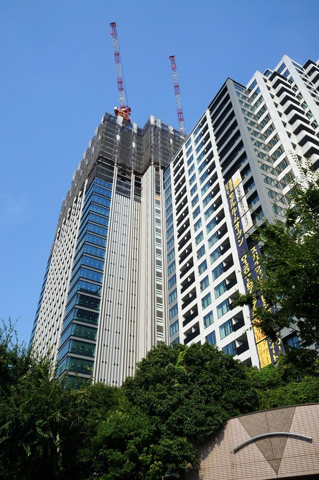 「新宿スカイフォレスト」 2015.7.26