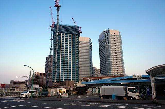 「パークタワー新川崎」 2015.8.1