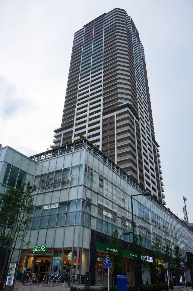 「プラウドタワー武蔵小杉」 2015.8.1