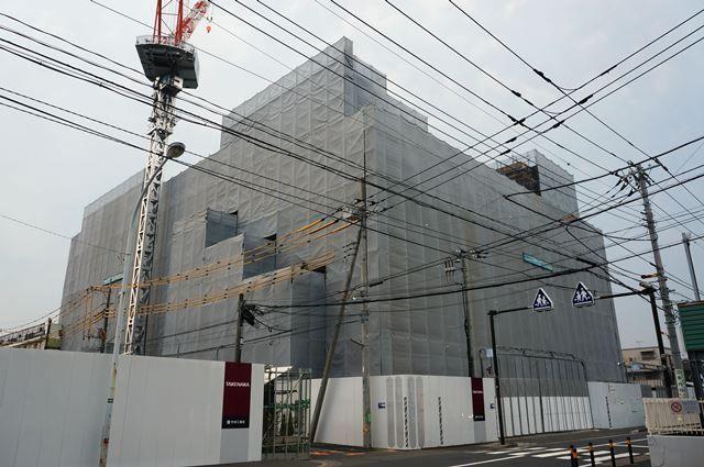 「大西学園中・高建替計画」 2015.8.1