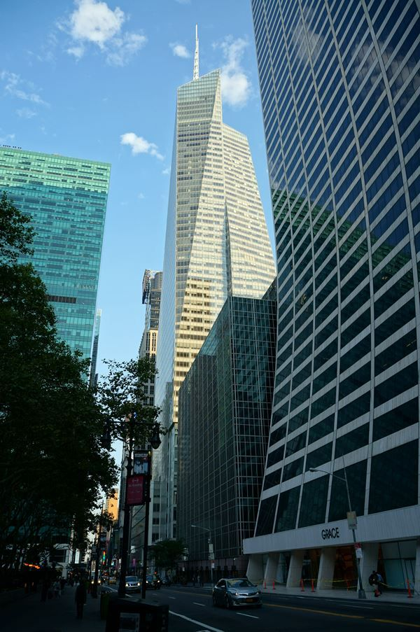 Bank of America Tower 2015 Summer