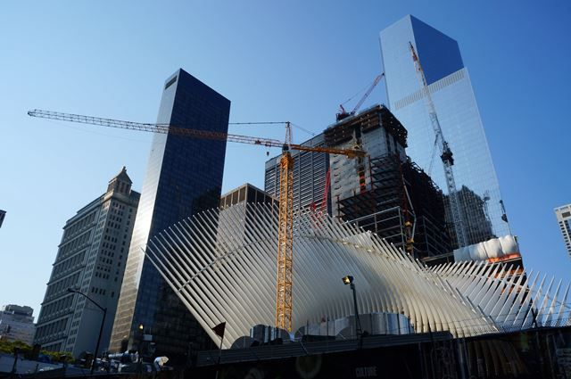 「3 World Trade Center」 2015 Summer
