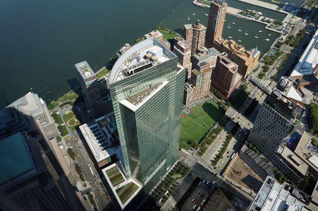 Goldman Sachs Tower 2015 Summer