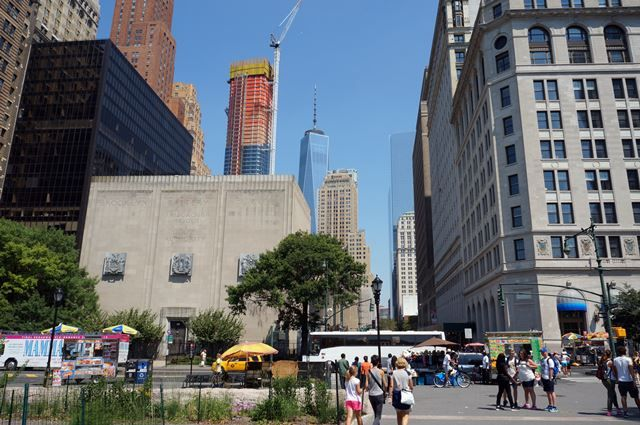 50 West Street 2015 Summer