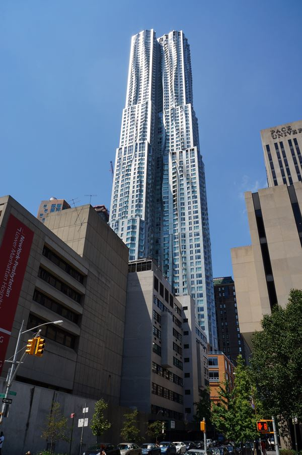 New York by Gehry 2015 Summer