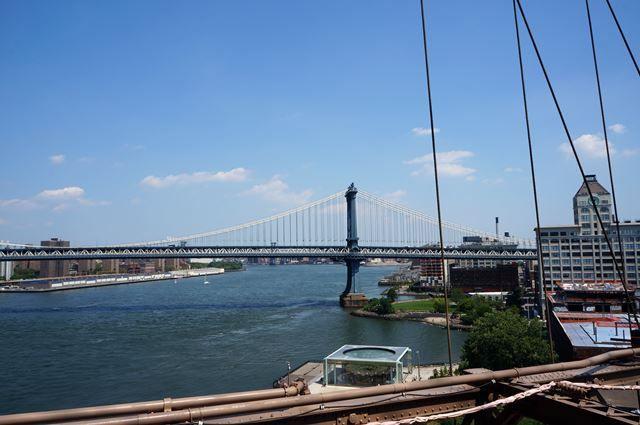 Brooklyn Bridge 2015 Summer