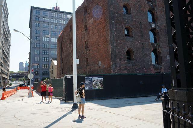 Dumbo Brooklyn 2015 Summer
