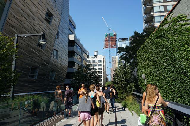 10 Hudson Yards 2015 Summer