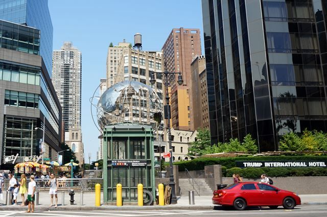 Columbus Circle 2015 Summer