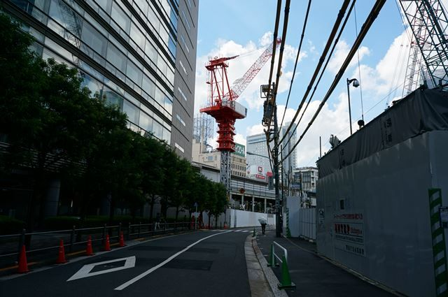 渋谷駅南街区プロジェクト 2015.9.12