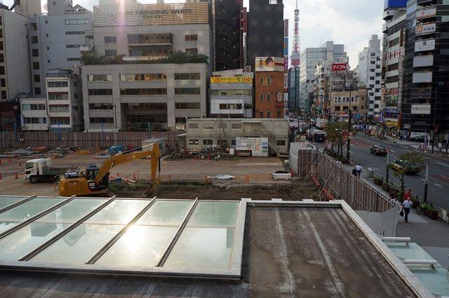 「浜松町駅西口開発計画」 2015.9.19