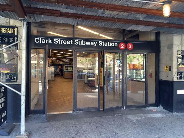 Clark Street Subway Station