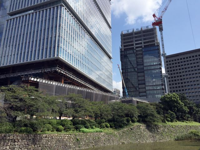 「東京ガーデンテラス」 2015.9.15