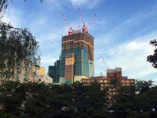 「六本木三丁目東地区第一種市街地再開発事業」 2015.9.23