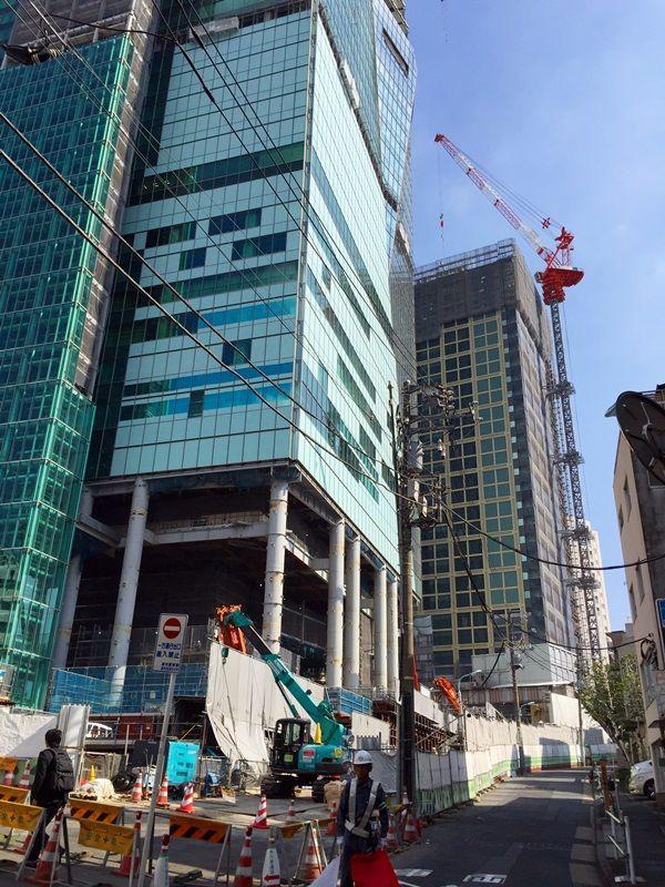 「六本木三丁目東地区第一種市街地再開発事業」 2015.9.28
