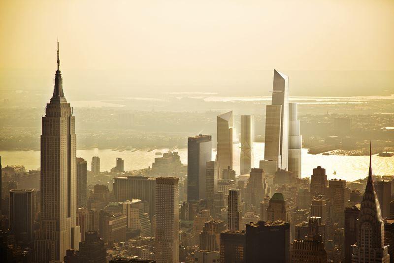 アメリカ史上最大の再開発、16棟...